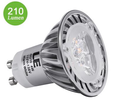 4W Dimmable GU10 LED Bulbs