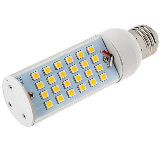 High Power 24 LED Rotatable E27 LED Bulb