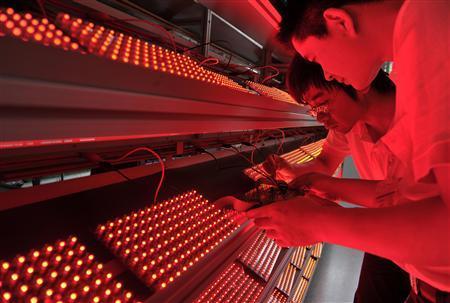LED lighting enterprises are facing many problems
