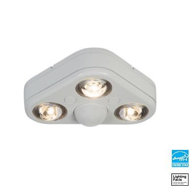 All-Pro Revolve 270-Degree LED Motion-Activated Flood Light