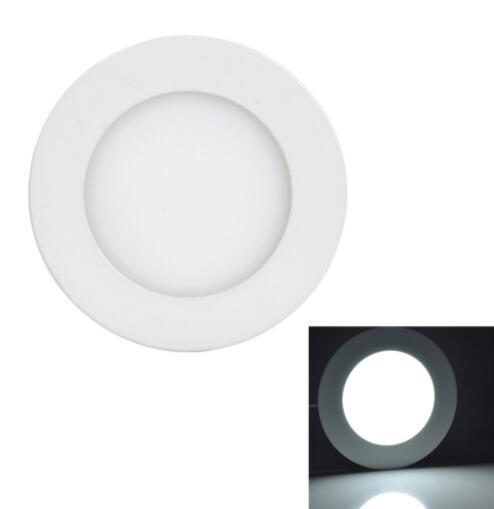 6W 540LM 6000K Ultra Slim Round LED Ceiling Light