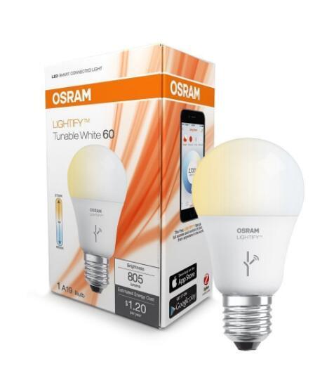 OSRAM LighTIfy lighting system