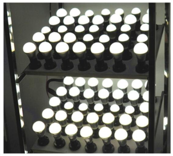 LED lamps aging test process