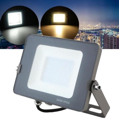 Outdoor Garden Security Waterproof LED Flood Light