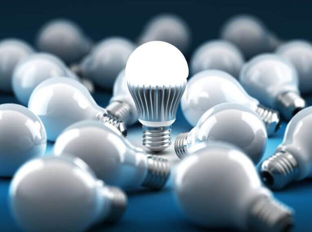 Development of the global LED lighting manufacturing industry