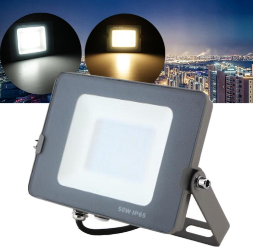 Waterproof Outdoor Garden Security Lamp AC220-240V LED Flood Light