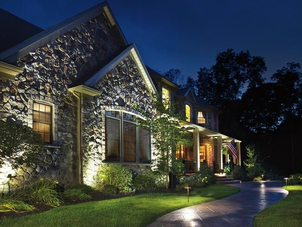Architectural landscape LED lighting design to consider