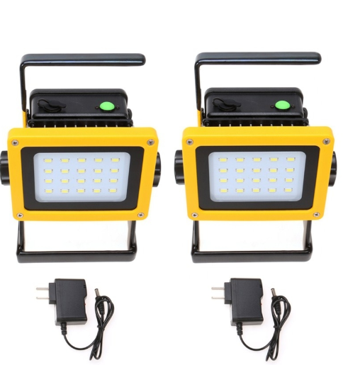 30W 20 LED Portable Work Spot Flood Light