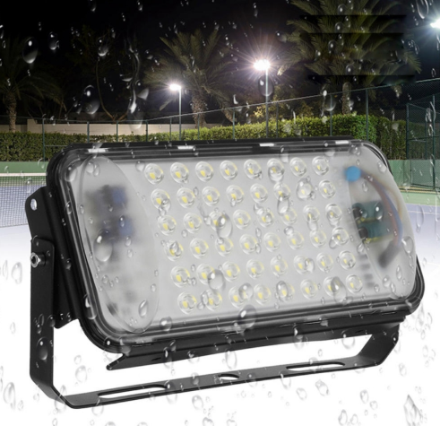 50W 48 LED Floodlight Waterproof Outdoor Garden Security Landscape Light