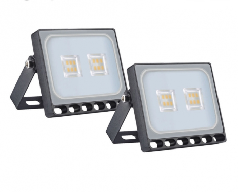 Ultraslim 10W LED Floodlight Outdoor Security Lights