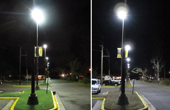 All the municipal lighting in Argentina is replaced by LED lights