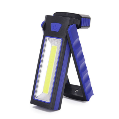 Powerful Dual Magnet Battery Operated LED Camping Lamp