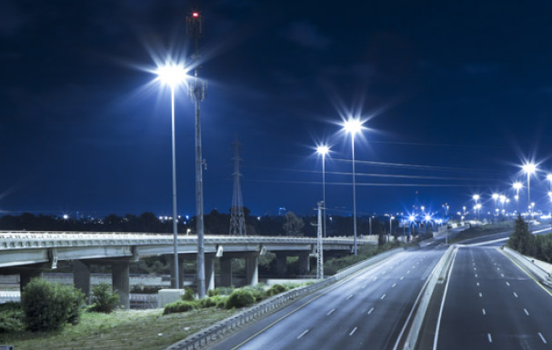 Pakistan PKM highway project LED lighting project completed