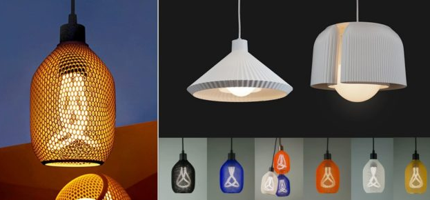 Xinuofei launches 3D printing solution for professional custom lighting market