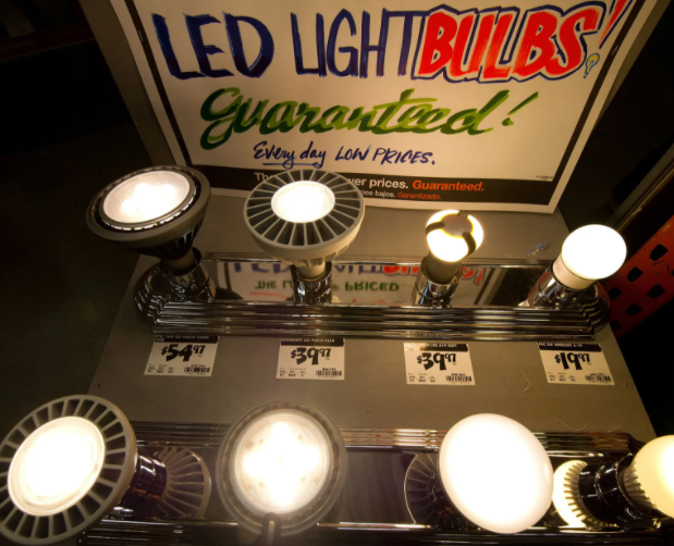 Policies are issued to help the development of LED lighting industry