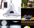 Solar Power Outdoor Camping 22-LED Tent Light