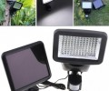 120LED PIR Motion Sensor Solar Power Flood Garden Light