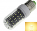 E27 7W 700lm 3000K Warm White LED Corn Lamp