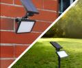 48 LED Outdoor Solar Power Waterproof Spotlight