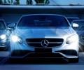 LED car headlights have a bright future
