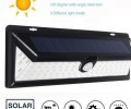 Outdoor Solar Motion Sensor 90 LED wall flood light