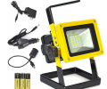 20W Portable Rechargeable US Plug LED explosion proof light