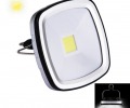 3W 270LM COB Portable Solar LED Rechargeable Camping Tent Light