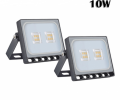 Outdoor 10W Ultraslim LED Floodlight