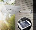 Outdoor Waterproof  Solar Powered LED Garden Wall Light
