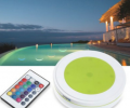 Waterproof RGB Solar Outdoor LED Swimming Pool Light