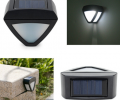 Solar Power Garden Outdoor Courtyard LED light