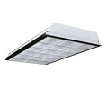 2'x4' Lay-In Fluorescent Ceiling Light