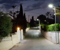 Survey and analysis of total cost of outdoor lighting projects