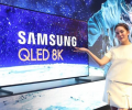 Samsung develops blue QLED technology
