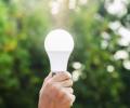 LED lighting promotes high energy efficiency