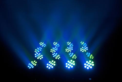 Legend™ 412 RGBW quad color LEDs