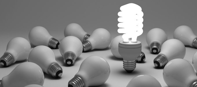 Advantages of energy-saving lamps and LED lights
