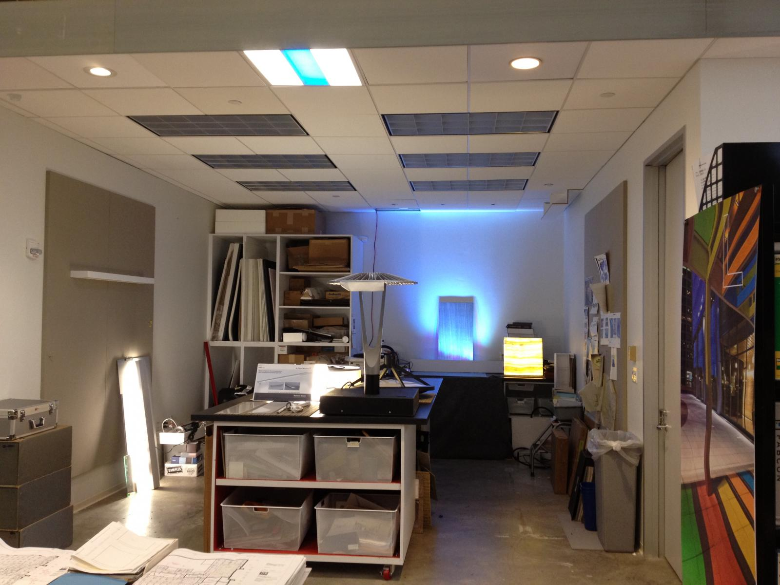 led home lighting interior lighting will become mainstream the orange house in turkey is vibrant and spell binding