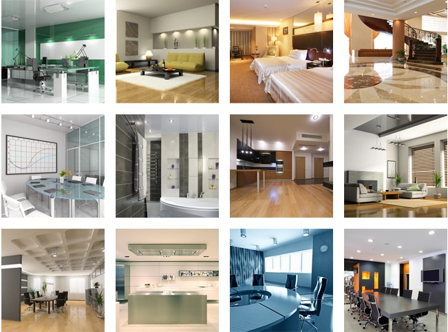 LED lamps are most suitable for indoor lighting   Eneltec Group