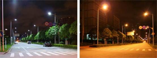 Significance Of Led Street Lighting For The City Lighting