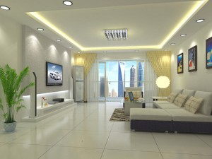LED downlights are popular in home lighting market