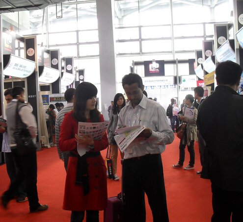 Large overseas LED lighting market competition