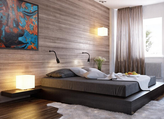 Elegant LED Lighting Ideas Bedroom