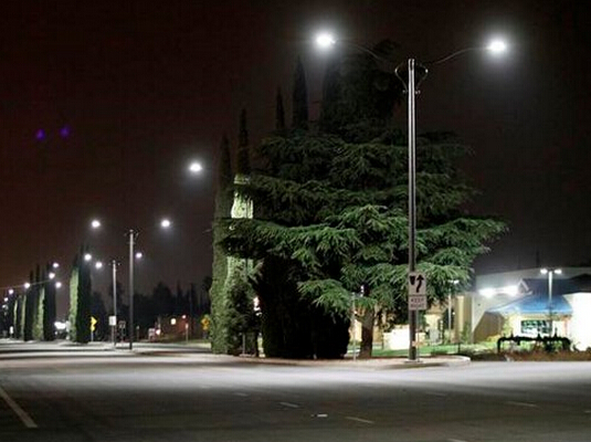 astonishing unique street lighting | Using energy-saving LED street lighting and beautiful ...