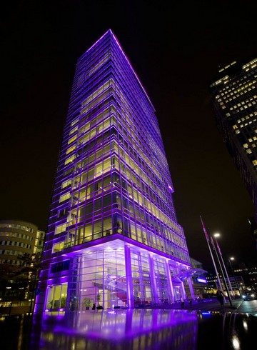 Led architectural lighting has become an effective program