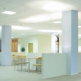 LED panel light application