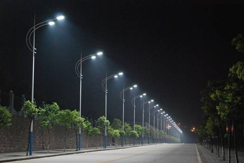 Chongqing New Outfit 65 Groups Of Led Street Light