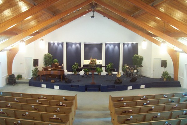 North Carolina State Capital Church Versatile Led Lighting