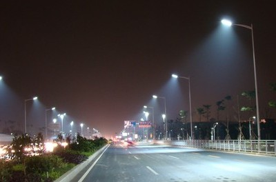 The United States Led Street Lamp Market Application