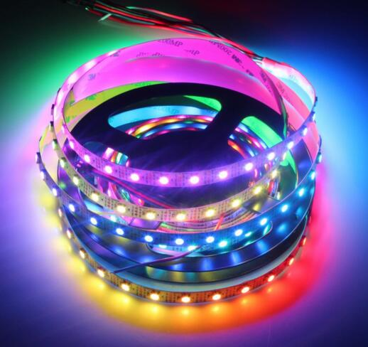 Korea R & D 24-hour temperature change RGB LED lights